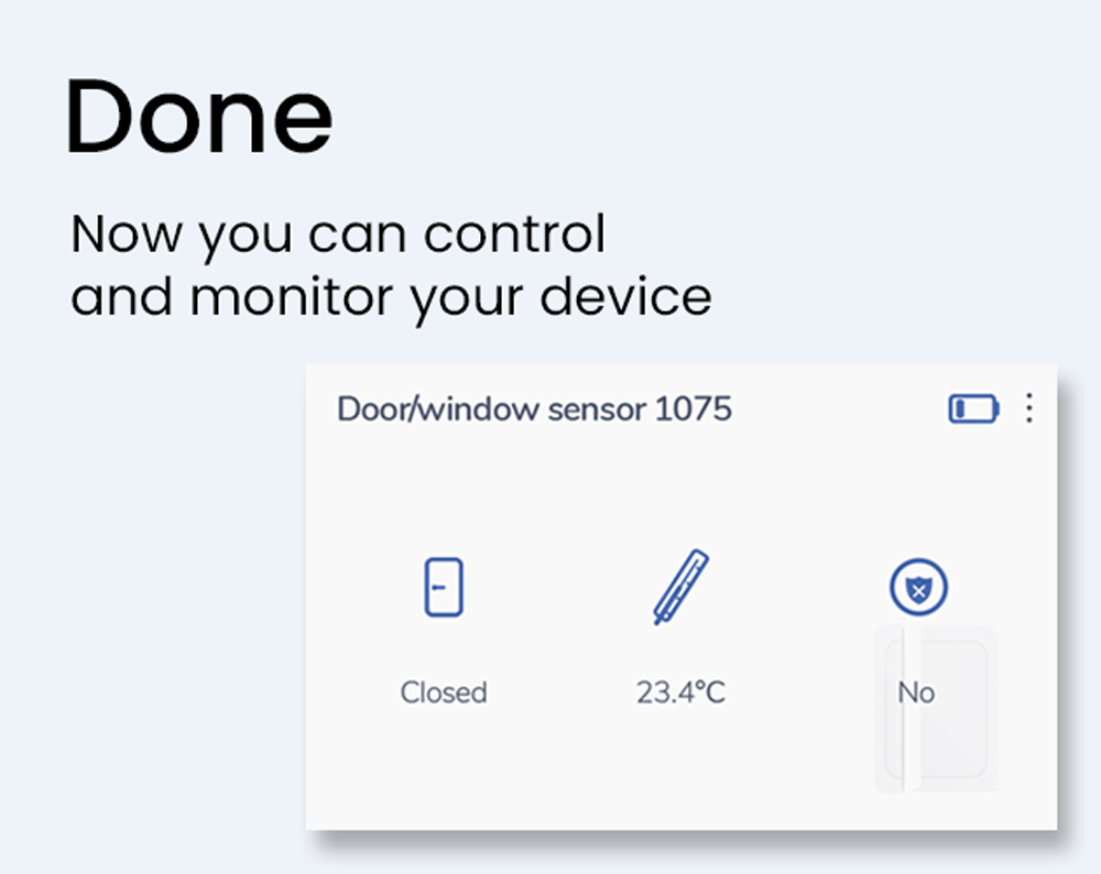 oblo done now you can control and monitor your device connectivity sdk module modules