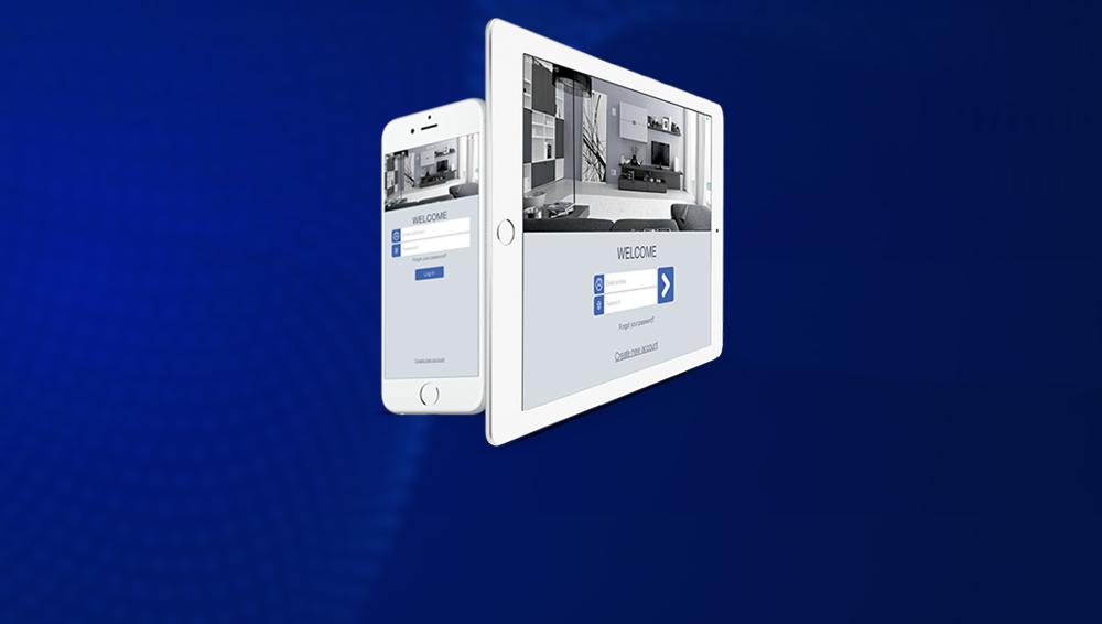 oblo smart mobile client application sdk device industrial iot technology